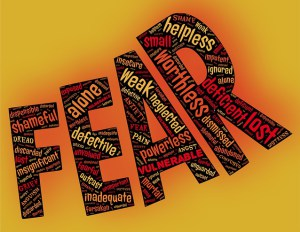 Overcoming Fear in Competition