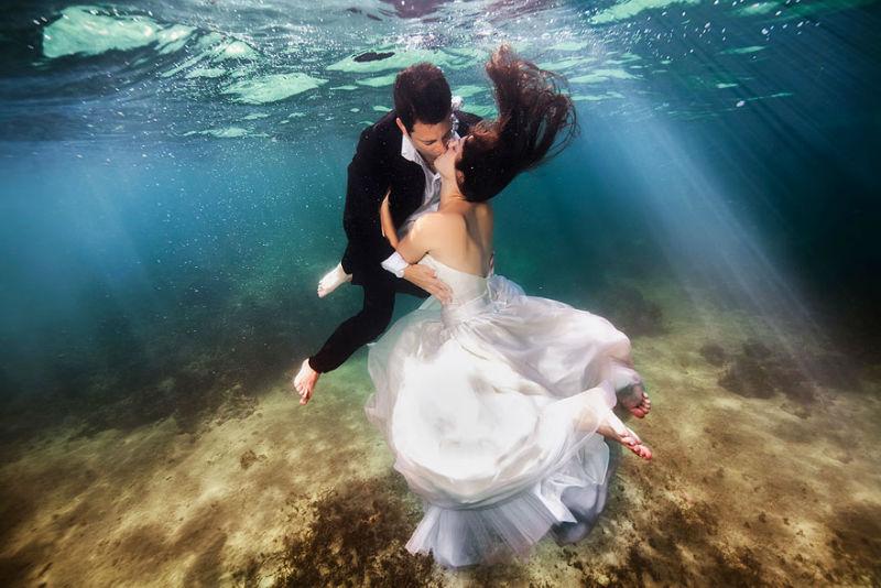 Wedding Themes: Under the Sea